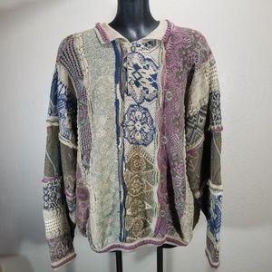 Coogi Vintage Sweater (Biggie Smalls)